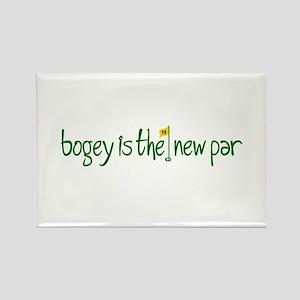 Bogey is the new Par Rectangle Magnet