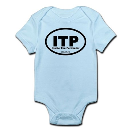Official ITP Infant Creeper