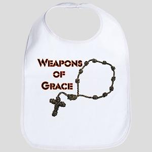 Weapons Of Grace Bib