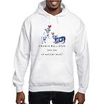 No Matter What (NAVY) Hooded Sweatshirt