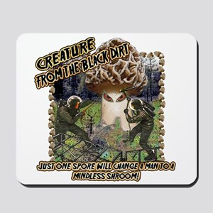 morel creature from the black dirt Mousepad