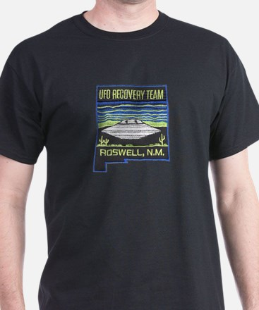 UFO Recovery Team T-Shirt
