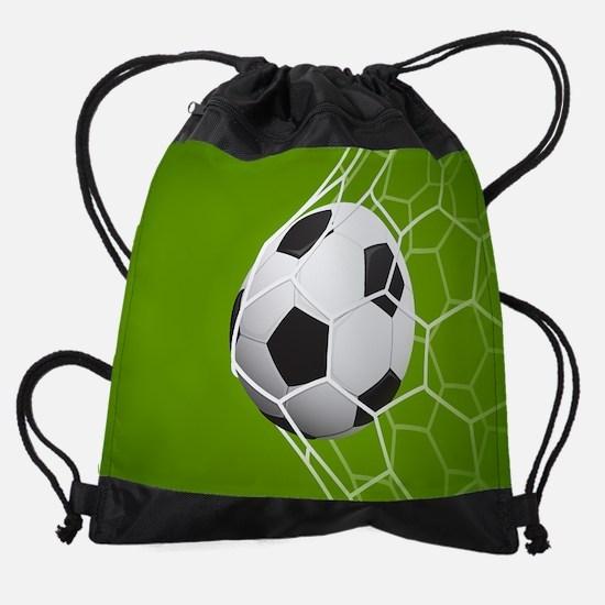 Football Goal Drawstring Bag