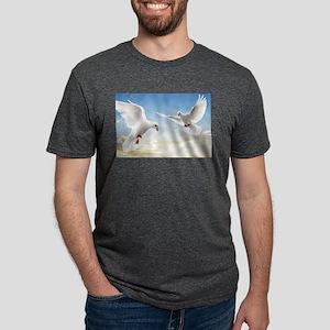 White Doves In The Sky T-Shirt
