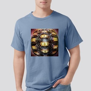 10th Pattern; Turtle Highlights T-Shirt
