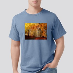 Road At Autumn T-Shirt