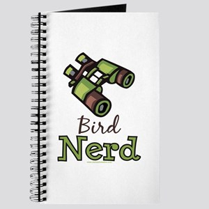 Bird Nerd Birding Ornithology Journal