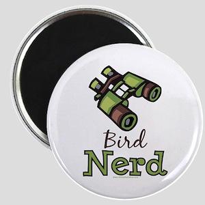 Bird Nerd Birding Ornithology Magnet