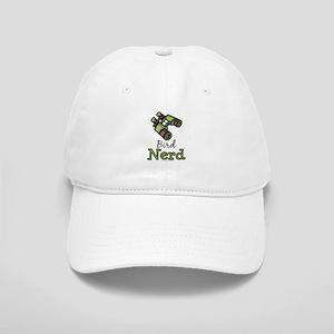 Bird Nerd Birding Ornithology Cap