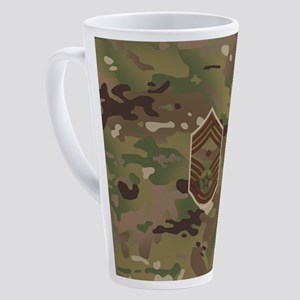 U.S. Air Force: E-9 1st Sergeant ( 17 oz Latte Mug