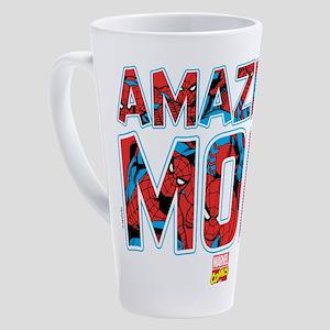 Spider-Man Mom 17 oz Latte Mug