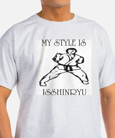 Isshinryu Karate Sanchin T-Shirt