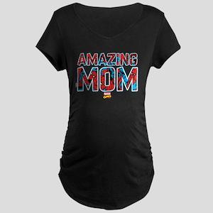 Spider-Man Mom Maternity T-Shirt
