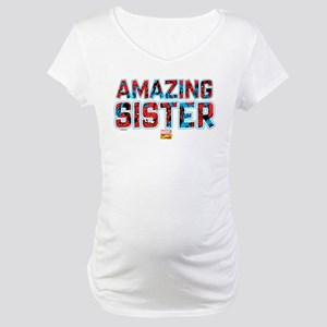 Spider-Man Sister Maternity T-Shirt