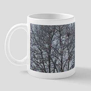 Snow Tree Mug