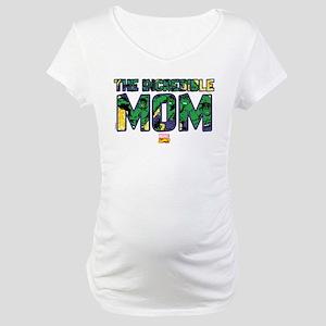 Hulk Mom Maternity T-Shirt