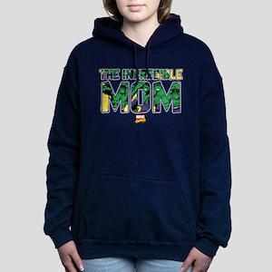 Hulk Mom Women's Hooded Sweatshirt