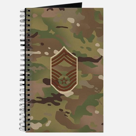 U.S. Air Force: CMSgt (Camo) Journal