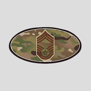 U.S. Air Force: CMSgt (Camo) Patch