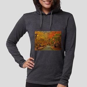 Park At Autumn Long Sleeve T-Shirt