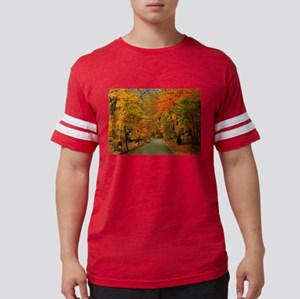 Park At Autumn T-Shirt