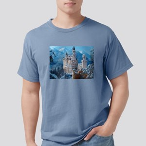 Castle In The Winter T-Shirt