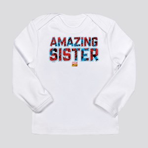 Spider-Man Sister Long Sleeve Infant T-Shirt