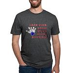 Sports Nuts Mens Tri-blend T-Shirt