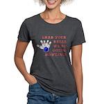 Sports Nuts Womens Tri-blend T-Shirt