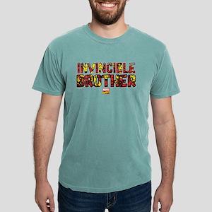 Iron Man Brother Mens Comfort Colors Shirt