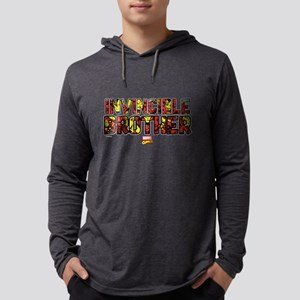 Iron Man Brother Mens Hooded Shirt