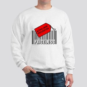 ALCOHOL ABUSE PREVENTION Sweatshirt