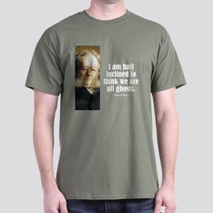 "Ibsen ""Half Inclined"" Dark T-Shirt"