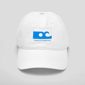 Ocean City MD Flag Cap