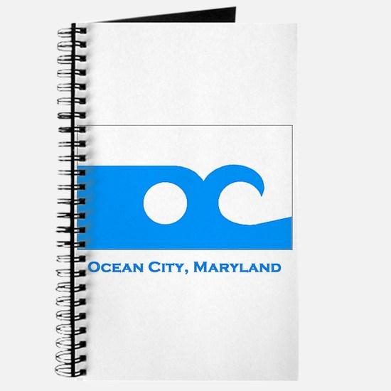 Ocean City MD Flag Journal