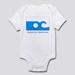 Ocean City Maryland Baby Clothes Accessories Cafepress