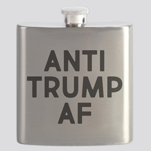 Anti Trump AF Flask
