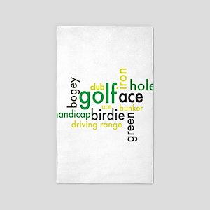Golf Area Rug
