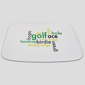 Golf Bathmat