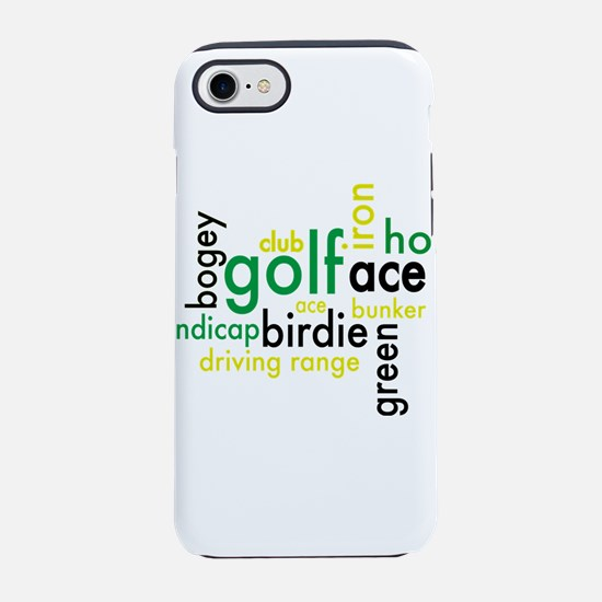 Golf iPhone 8/7 Tough Case
