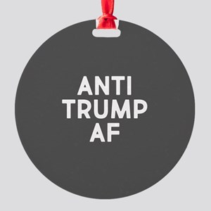Anti Trump AF Ornament