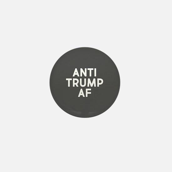 Anti Trump AF Mini Button