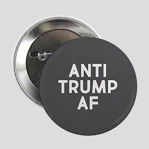 """Anti Trump AF 2.25"""" Button (10 pack)"""