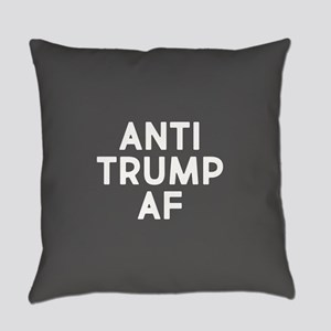 Anti Trump AF Everyday Pillow