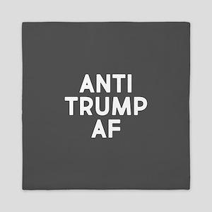Anti Trump AF Queen Duvet