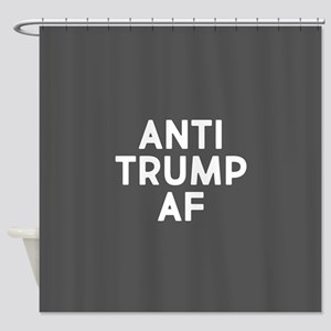 Anti Trump AF Shower Curtain