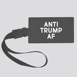 Anti Trump AF Luggage Tag
