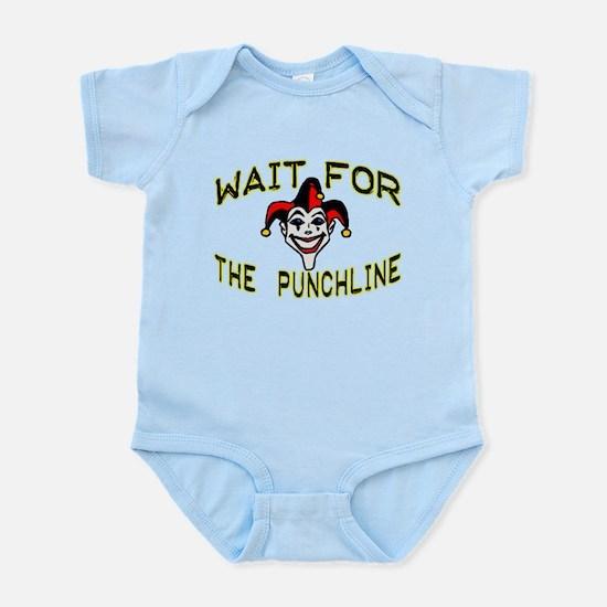 Joker Infant Bodysuit
