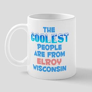 Coolest: Elroy, WI Mug