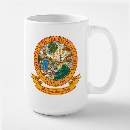 Florida Seal Mugs